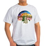 XMusic2-Buff Cocker Light T-Shirt