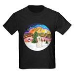 XMusic2-Havanese Kids Dark T-Shirt