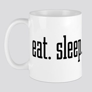 eat. sleep. anime. Mug