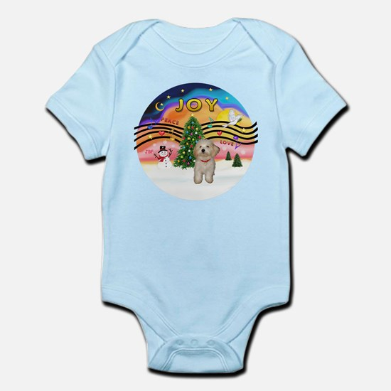 XMusic2-Havanese Pup Infant Bodysuit