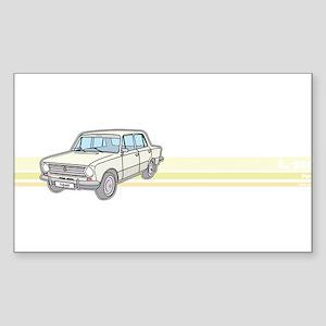 Lada Power Sticker (Rectangle)