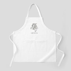 Retro Lithuania Apron