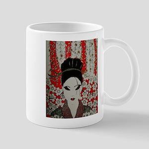 oriental red Mug