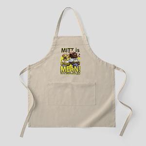 Mitt is Mean Apron