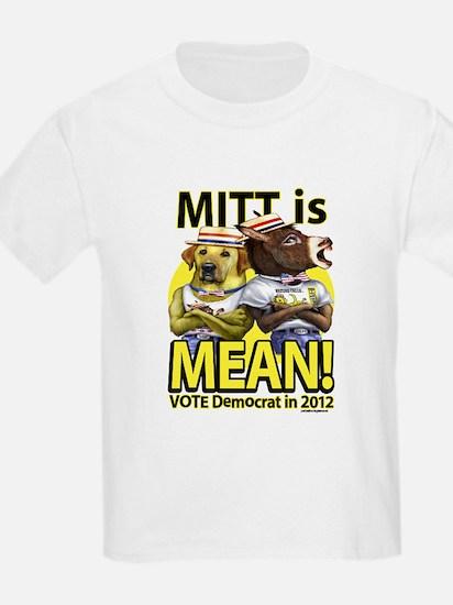 Mitt is Mean T-Shirt