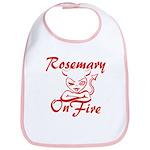 Rosemary On Fire Bib