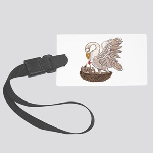 SCA Large Luggage Tag