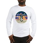 XAngel-Catahoula Leop. Long Sleeve T-Shirt