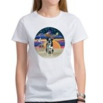 XAngel-Catahoula Leop. Women's T-Shirt