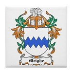 Meighe Coat of Arms Tile Coaster