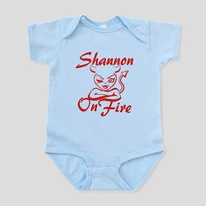Shannon On Fire Infant Bodysuit