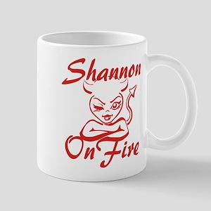 Shannon On Fire Mug
