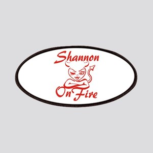 Shannon On Fire Patches