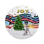 XMusic 1 Ornament (Round)