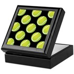 Tennis Balls Keepsake Box