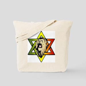 Judah Lion - Reggae Rasta! Tote Bag