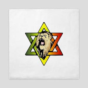 Judah Lion - Reggae Rasta! Queen Duvet