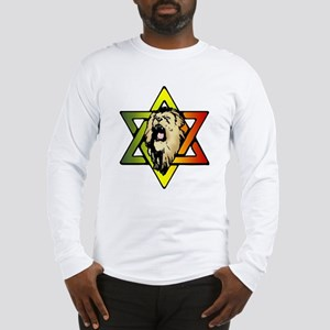 Judah Lion - Reggae Rasta! Long Sleeve T-Shirt