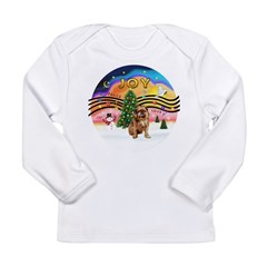 XMusic2 - Brussels (blk) Long Sleeve Infant T-Shir
