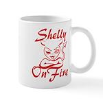 Shelly On Fire Mug