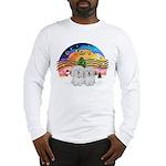 XM2-Two Coton de Tulear Long Sleeve T-Shirt