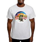 XMusic2-BullMastiff Light T-Shirt