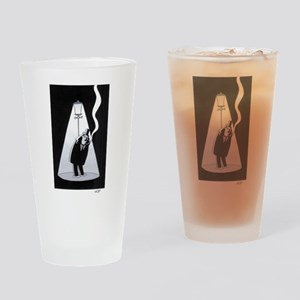 FILM NOIR Drinking Glass