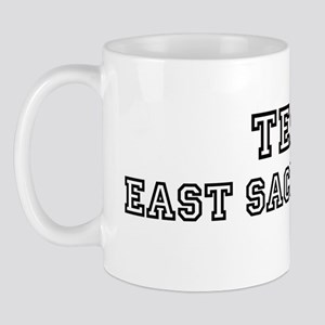 Team East Sacramento Mug