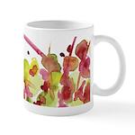Atom Flowers #9 Mug
