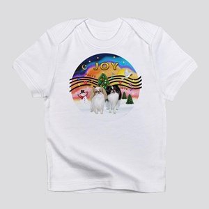 Music2-2Jap Chins (Lem+BW) Infant T-Shirt