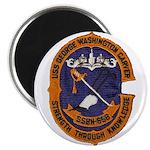 USS GEORGE WASHINGTON CARVER Magnet