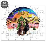 XMusic2-Two Dobermans Puzzle
