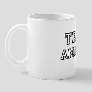 Team Amador Mug