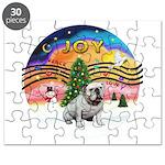 XMusic-English Bulldog (W1) Puzzle