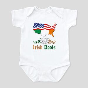 American Irish Roots Infant Bodysuit