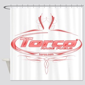 Torco Pinstripe Shower Curtain
