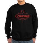 Torco pinstripe Sweatshirt (dark)