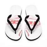 Torco pinstripe Flip Flops