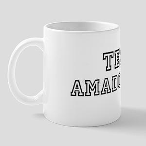 Team Amador City Mug