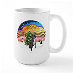 XMusic2-Boxer (Br-nat) Large Mug