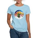 XMusic2-Boxer (Br-nat) Women's Light T-Shirt