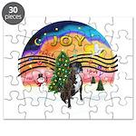 XMusic2-Boxer (Br-nat) Puzzle