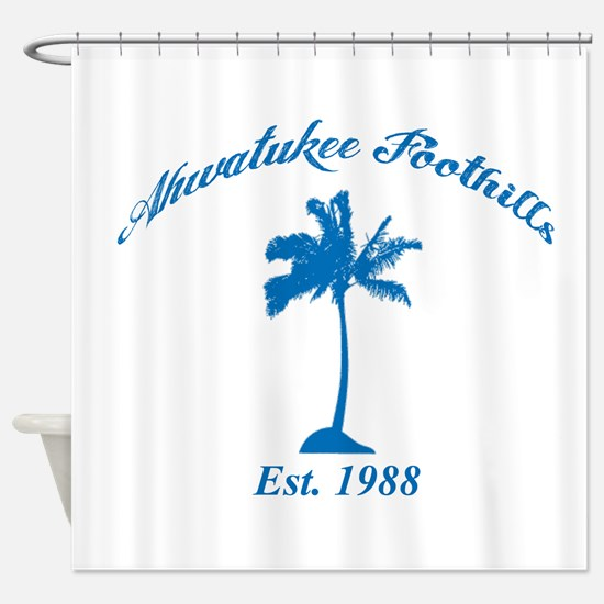 Ahwatukee Foothills Est.1988 Shower Curtain