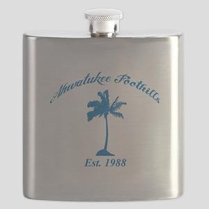 Ahwatukee Foothills Est.1988 Flask