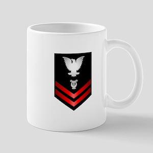 Navy PO2 Musician Mug