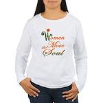 Women Move the Soul Women's Long Sleeve T-Shirt