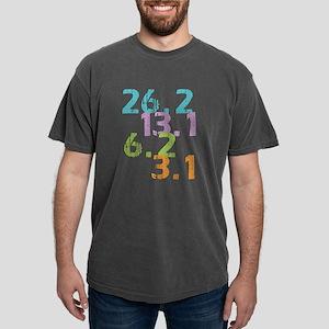 runner distances Mens Comfort Colors Shirt