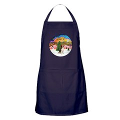 XMusic2 - Beagle Apron (dark)