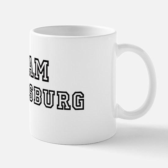 Team Healdsburg Mug