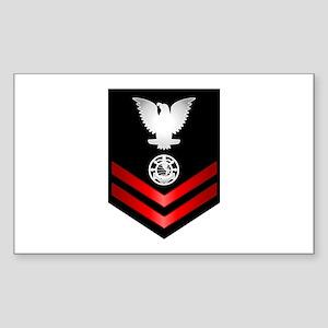 Navy PO2 Religious Programs Specialist Sticker (Re